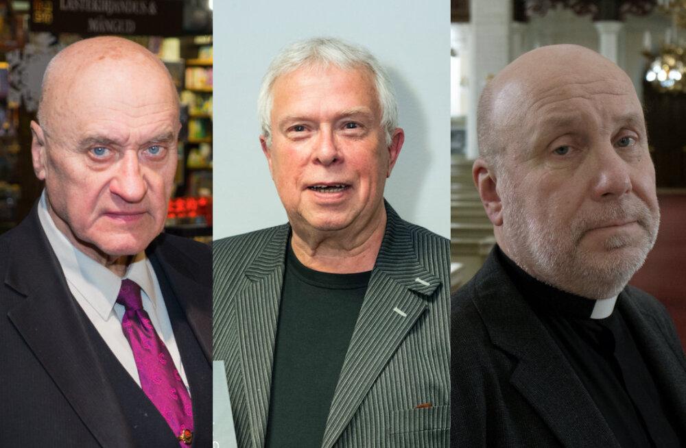 Arne Hiob, Einar Laigna ja Igor Volke räägivad jumalast, universumist, inimesest ja tehisintellektist