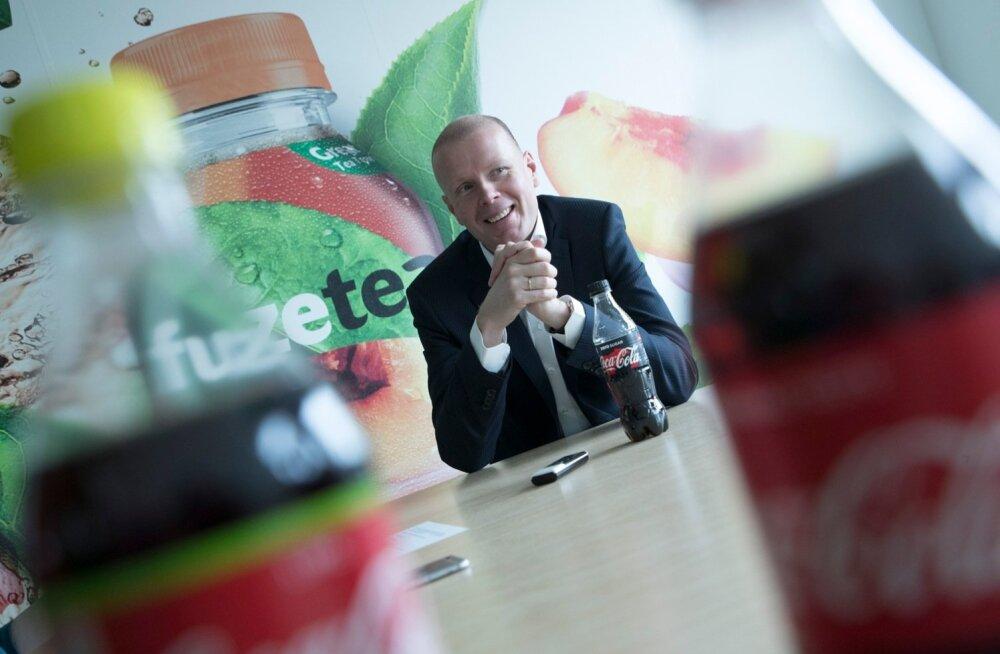 Jaak Mikkeli sõnul ei põhjusta Coca-Cola kindlasti ülekaalu, kui end piisavalt liigutatakse.
