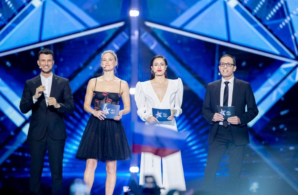 Eurovision 2019 2 poolfinaal