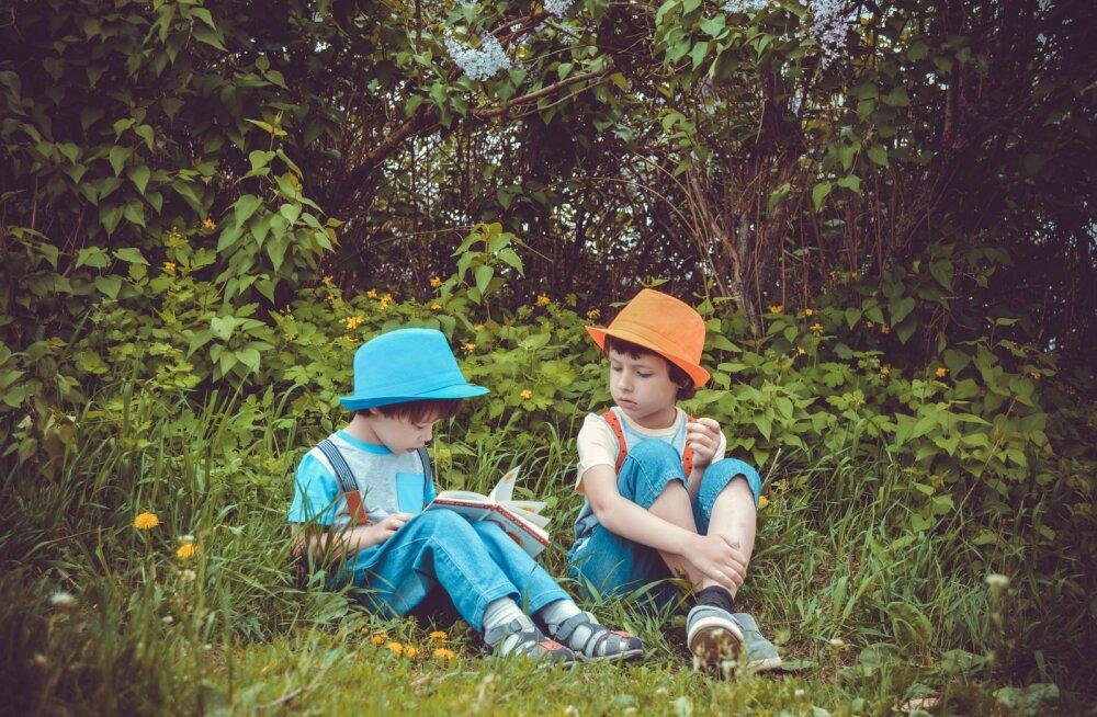 Leelo Tungal: head lapsed, need kasvavad raamatutega