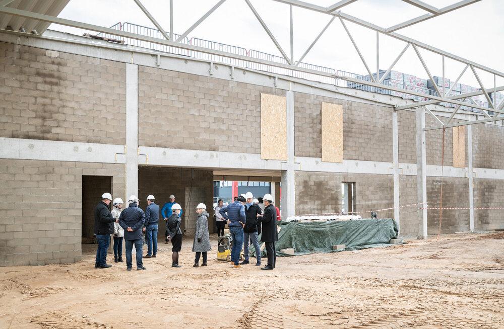 В Тартумаа начинается строительство мебельного завода