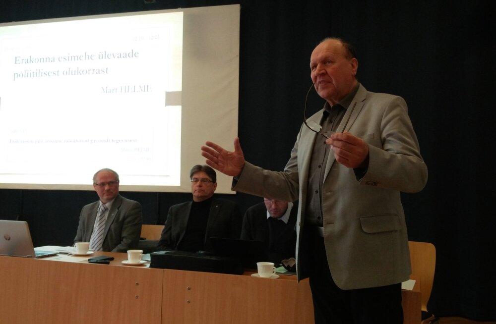 Mart Helme: katuseraha on nimetatud korruptiivseks ja hämaraks. Olen sellisele hinnangule kategooriliselt vastu!