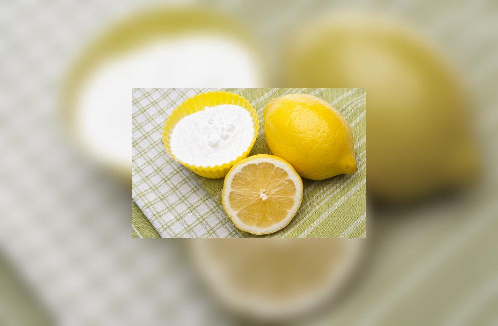 Sidrunid on ka kasulikud abivahendid keha mürgisuse astme alandamiseks. Sidrunites on rikkalikult C-vitamiini ja see aitab kehal neutraliseerida rakke kahjustavaid vabu radikaale