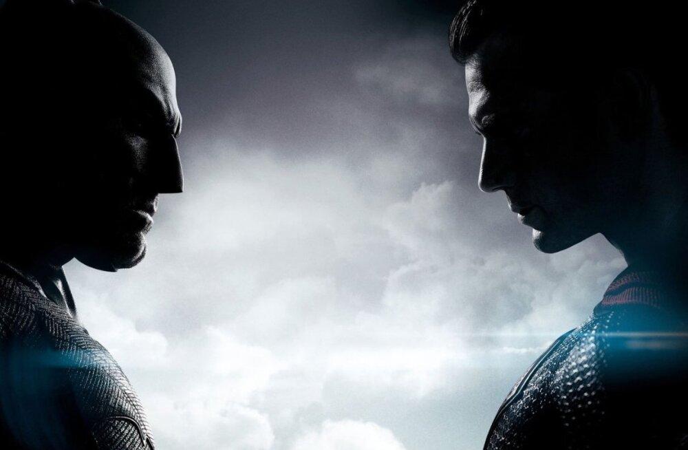 """""""Batman vs Superman: Õigluse koidik"""" – mida arvavad Eesti filmikriitikud?"""