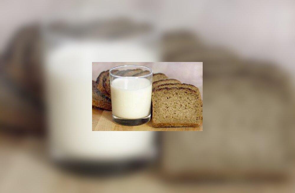 Leib ja piim