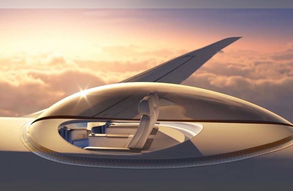 VIDEO: Kõigi aegade kõige lahedam lennukiiste