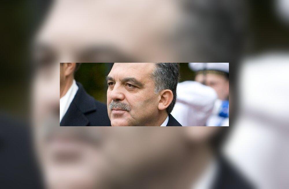 Türgi presidendilt nõutakse DNA-testi
