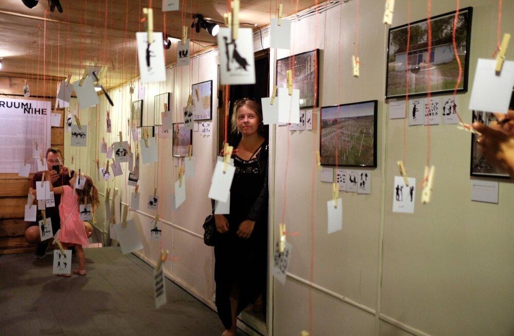 """Näitus """"Ruuminihe"""" tutvustab tühjade majade potentsiaali."""