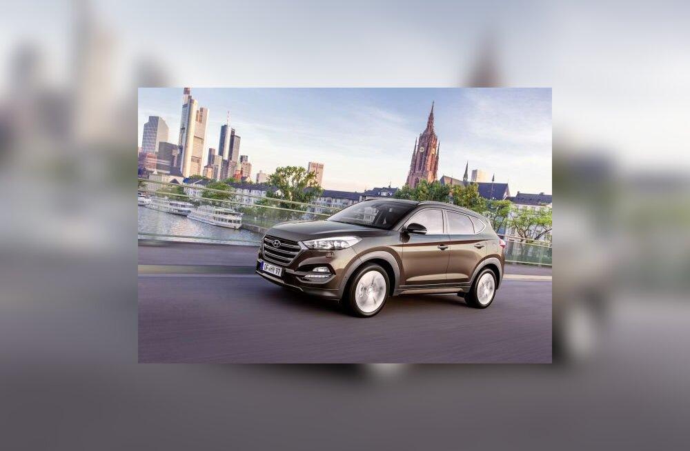 Proovisõit: Hyundai Tucson – tere tulemast tagasi!