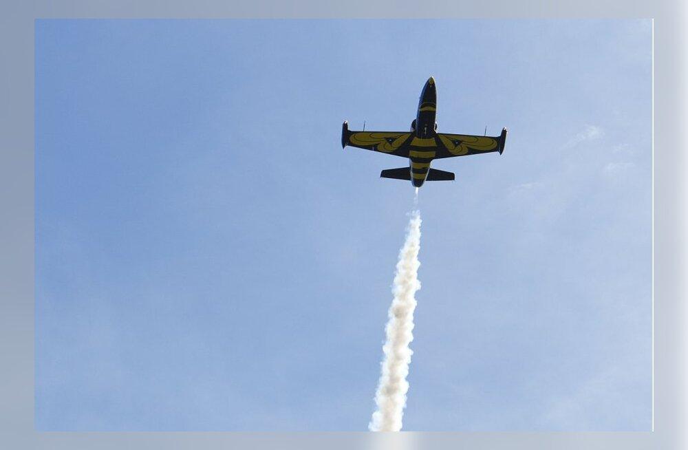 FOTOD: Õhuvägi tähistas 93. aastapäeva