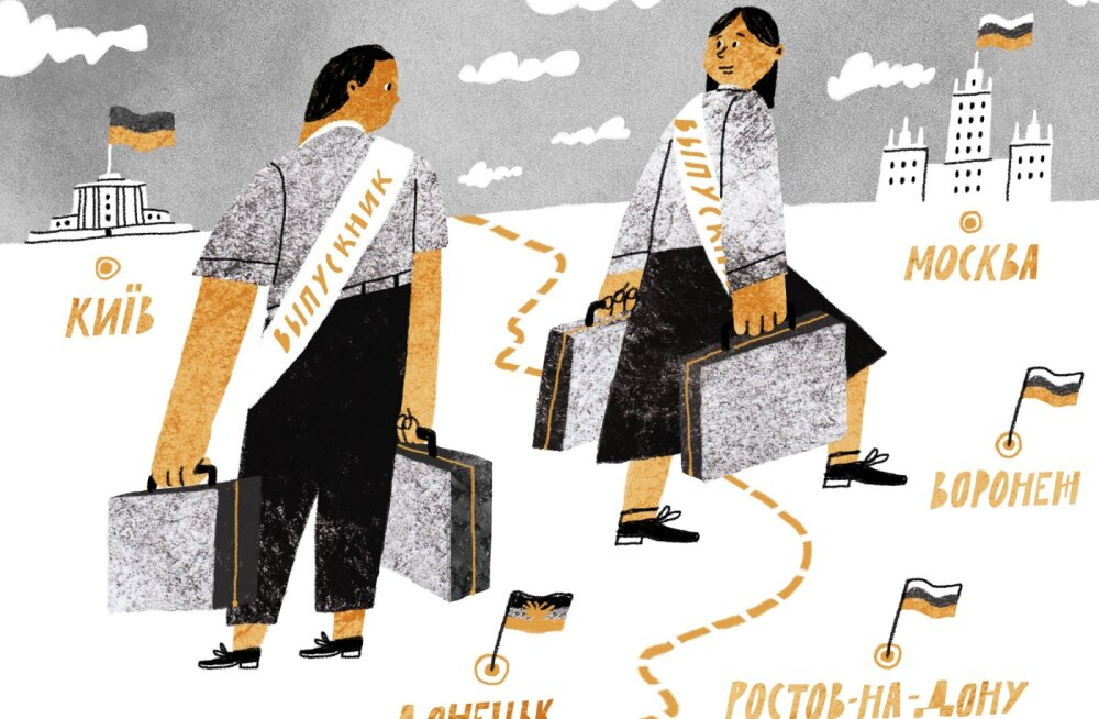 """""""И нашим, и вашим!"""" Куда поступают абитуриенты из Донецка и Луганска, и как их перетягивают Москва и Киев"""