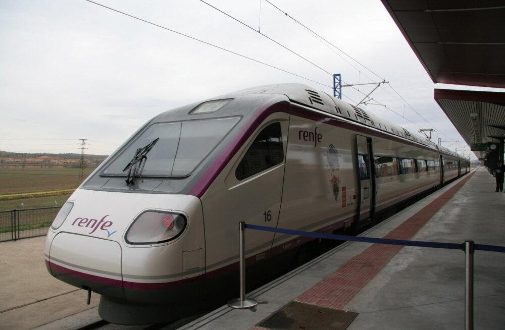 Из Барселоны в Мадрид можно будет доехать всего за 2,5 часа и 10 евро