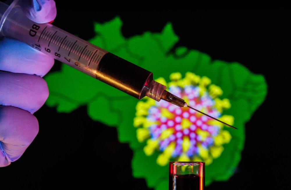 Более 20 000 волонтеров готовы подставить себя под удар ради создания вакцины от коронавируса