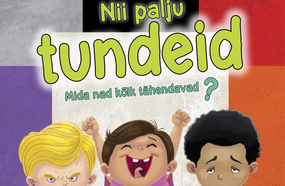 Kuidas seletada lastele tundeid: ilmus uus raamat, mis on mõeldud abiks lastevanematele ja õpetajatele