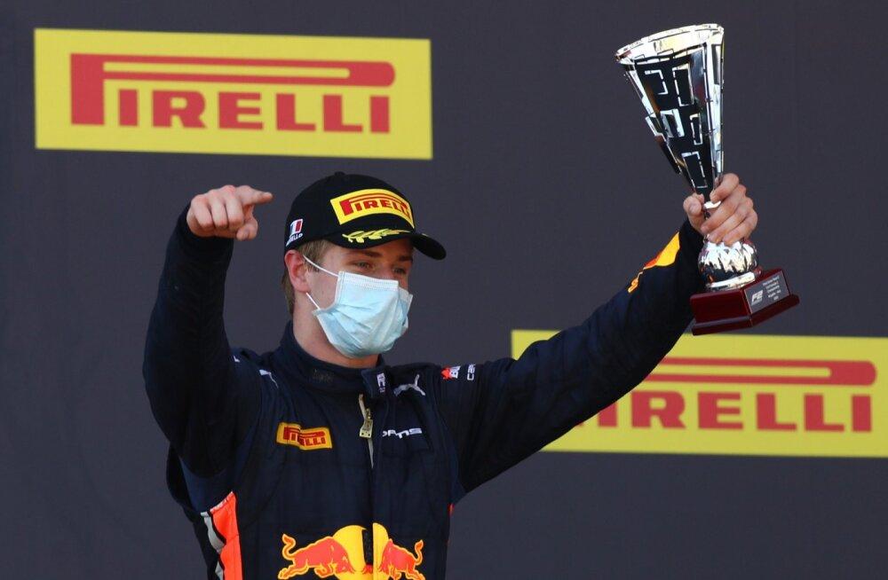 Jüri Vips sõidab F2 etappi ilmselt ka Sotšis, Jaapani viisat endiselt pole