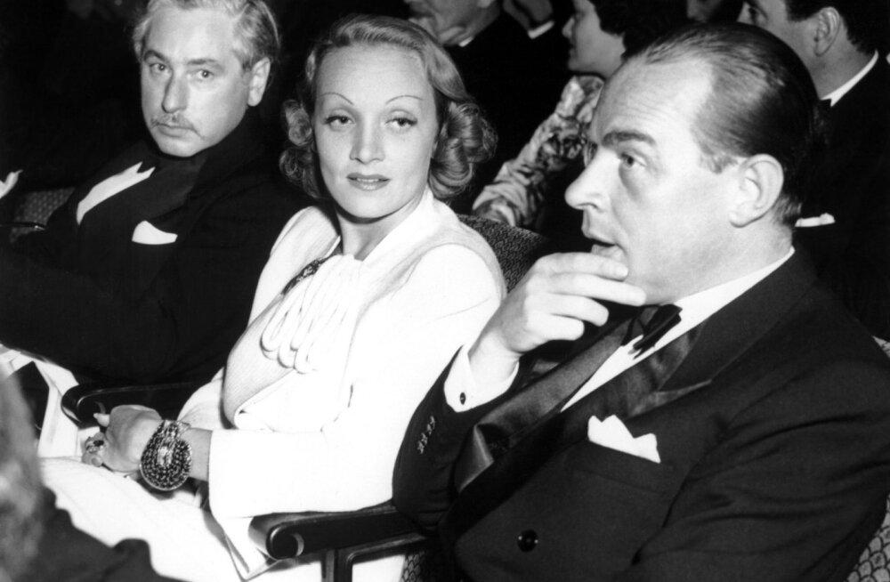 """Erich Maria Remarque'i armuseikluste """"erootiline kaos"""" – pöörane suhe Marlene Dietrichiga, romaan Greta Garboga, abielud tantsijanna ja näitlejannaga"""