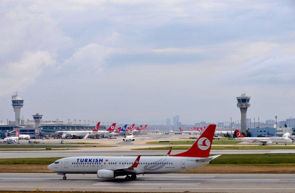 Istanbulis vahistati kaheksa arvatavat Islamiriigi võitlejat, kes kavatsesid Saksamaale reisida