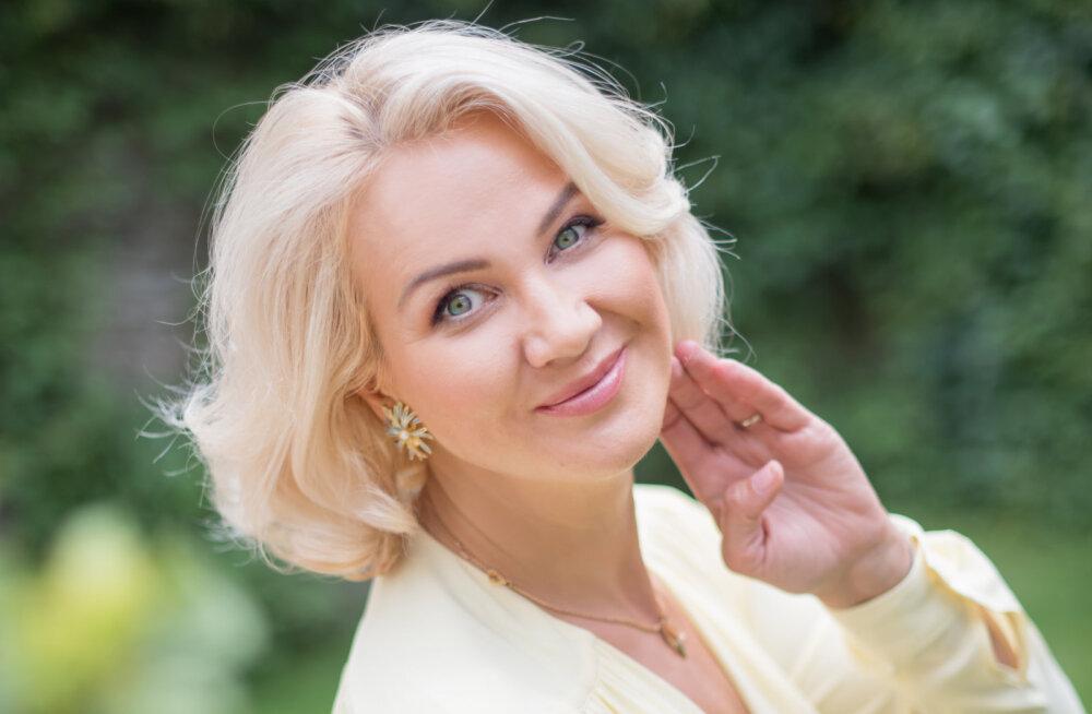 Звездная косметичка Ольги Калашниковой