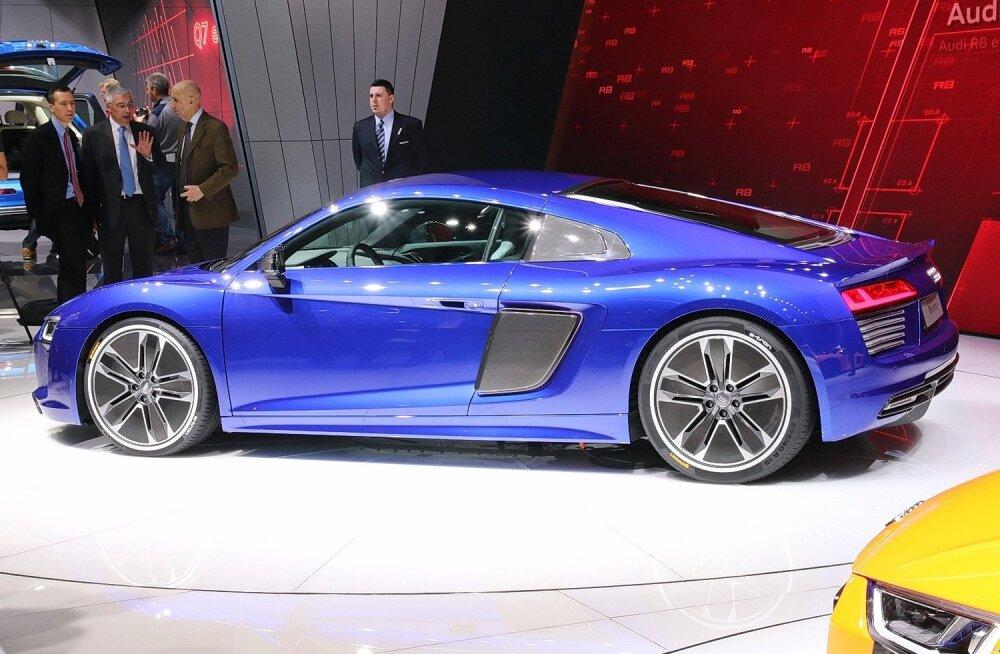 Genfi autonäituse 2015 sportautod