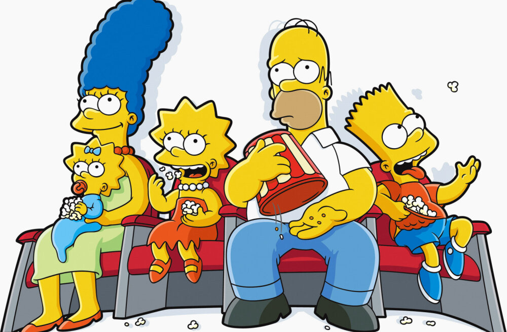 """Animasari """"Simpsonid"""" lõpetavad valgete näitlejate hääle kasutamise mittevalgetel tegelaskujudel"""
