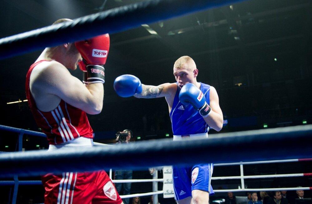 Estonian Boxing Night