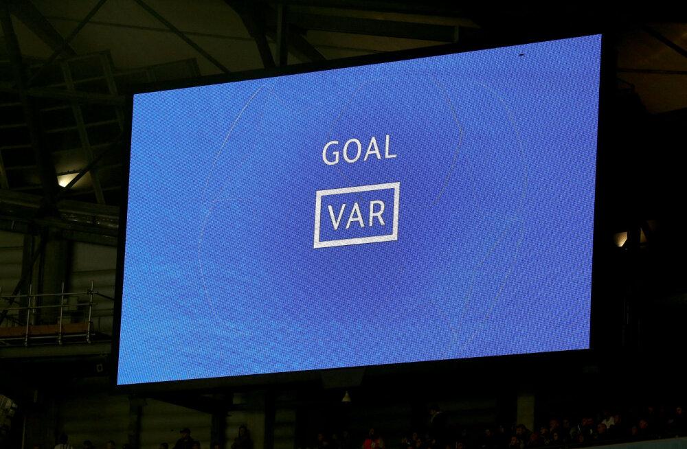 Rahvuste Liiga finaalis võetakse kasutusele VAR