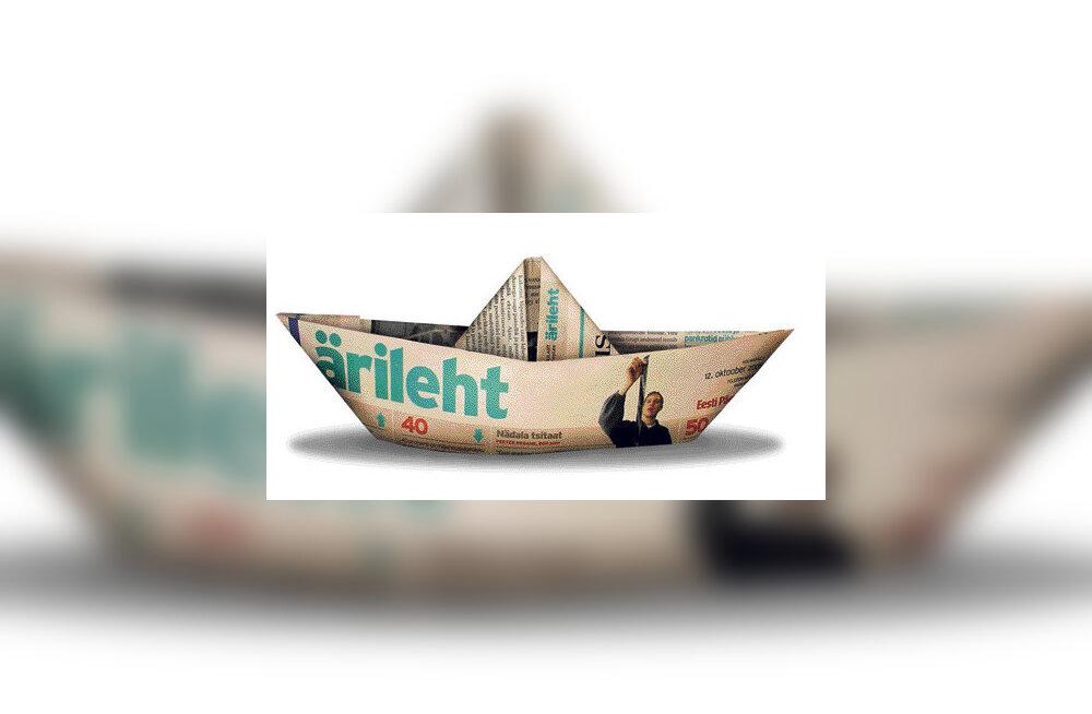 Tasuta Ärileht levib Tallinnas, Tartus ja Pärnus