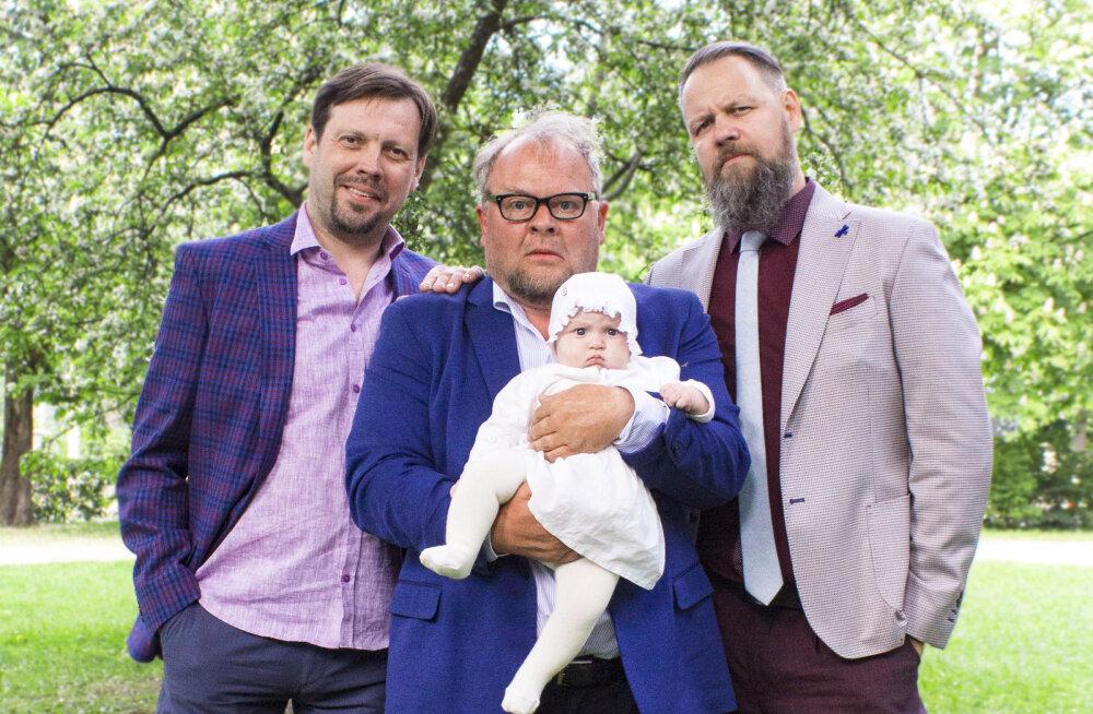 """Algavad hittkomöödia eepilise finaali """"Klassikokkutulek 3: Ristiisad"""" võtted, kambaga liitub Jan Uuspõld"""