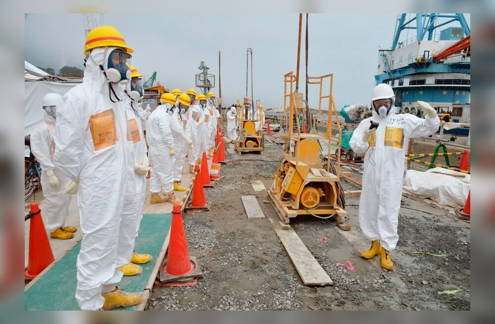 Fukushima 6. august