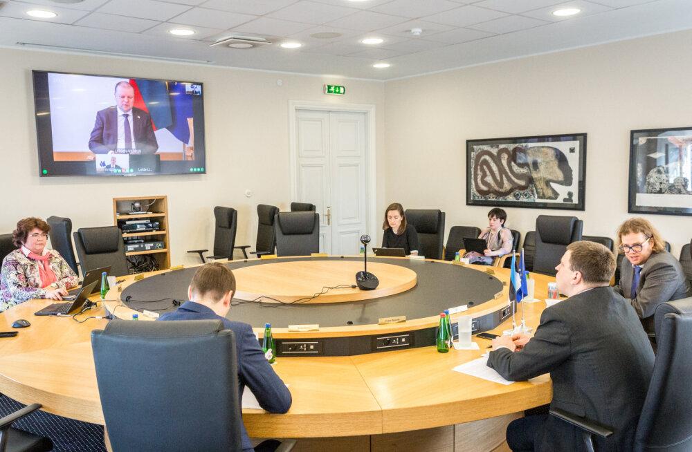 Премьер-министры стран Балтии договорились открыть границы