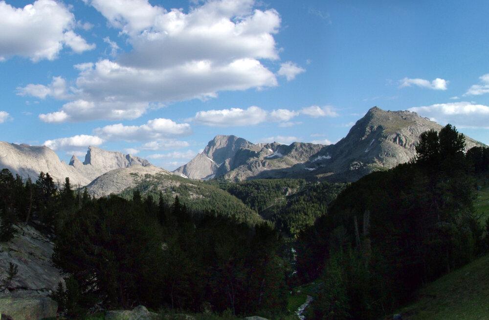 Suurem osa mägedest pole sellise kujuga nagu üldiselt arvatakse!