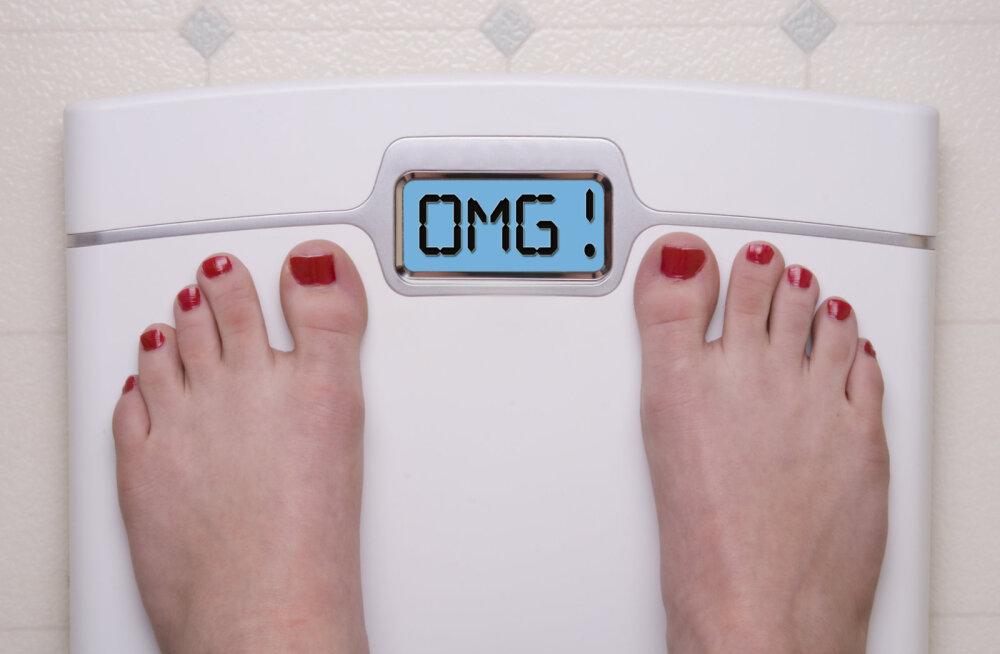11 põhjust, miks su kehakaal ei lange