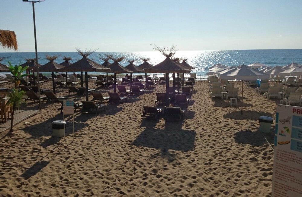 МИД Эстонии призвал едущих в Турцию жителей страны к осторожности