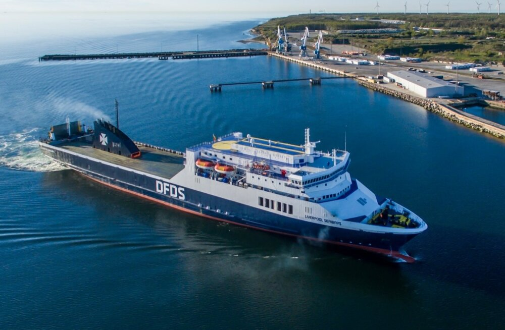 DFDS Liverpool Seaways