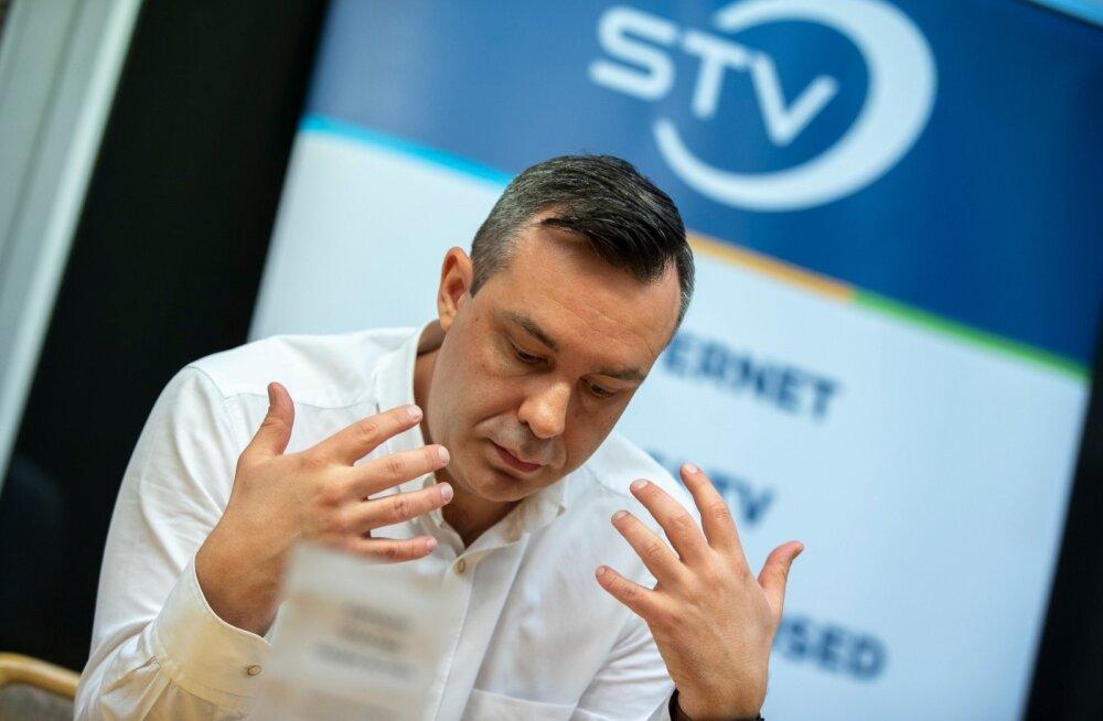 STV arendusjuht Vladislav Jarantsev rõhutas, et tingimuste pealesurumise tõttu kannatab lõpuks klient.