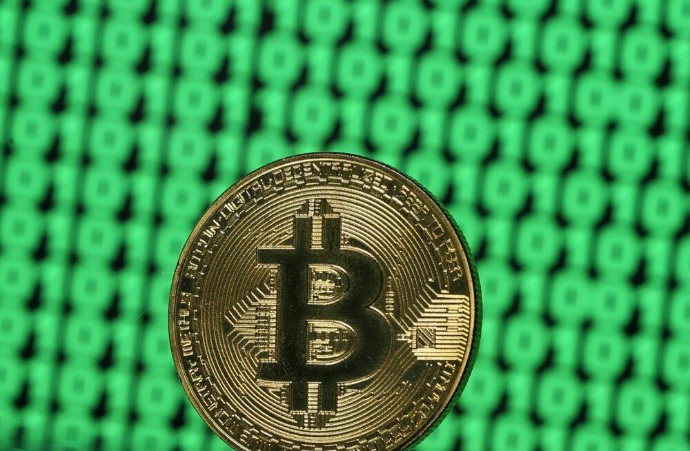 Bitcoini väärtus on teinud aastaga läbi meeletu tõusu.