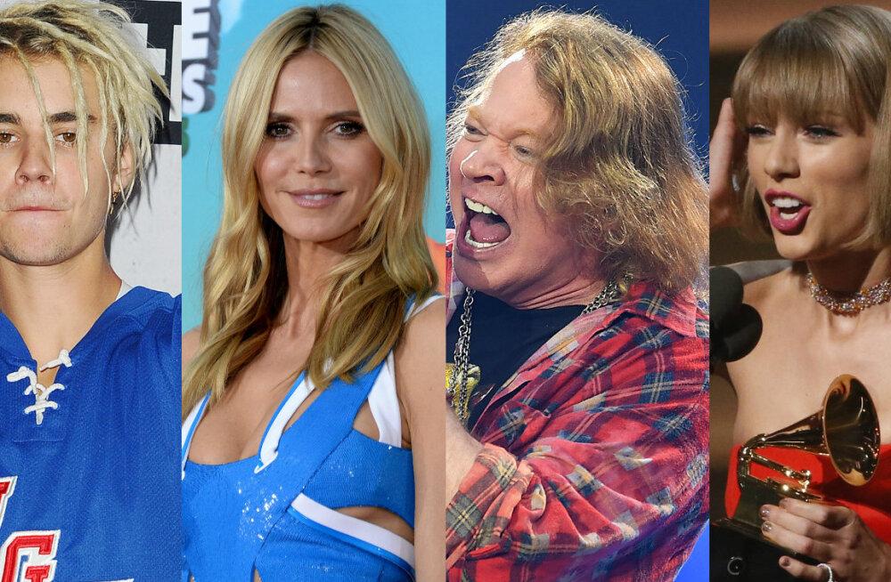 REEDE 13: Britney Spearsi kuulamisest haisvate sokkideni ehk Hollywoodi staaride kõige veidramad ebaõnnega seotud uskumused