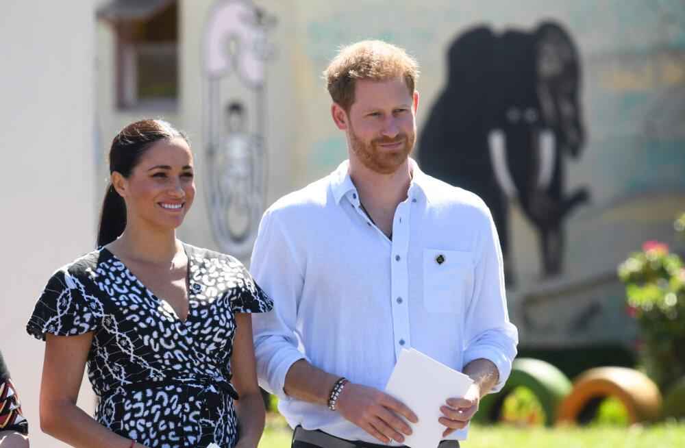 Kust tuleb prints Harry ja Meghan Markle'i raha? Lähedaste kingitused on paarile toonud miljoneid