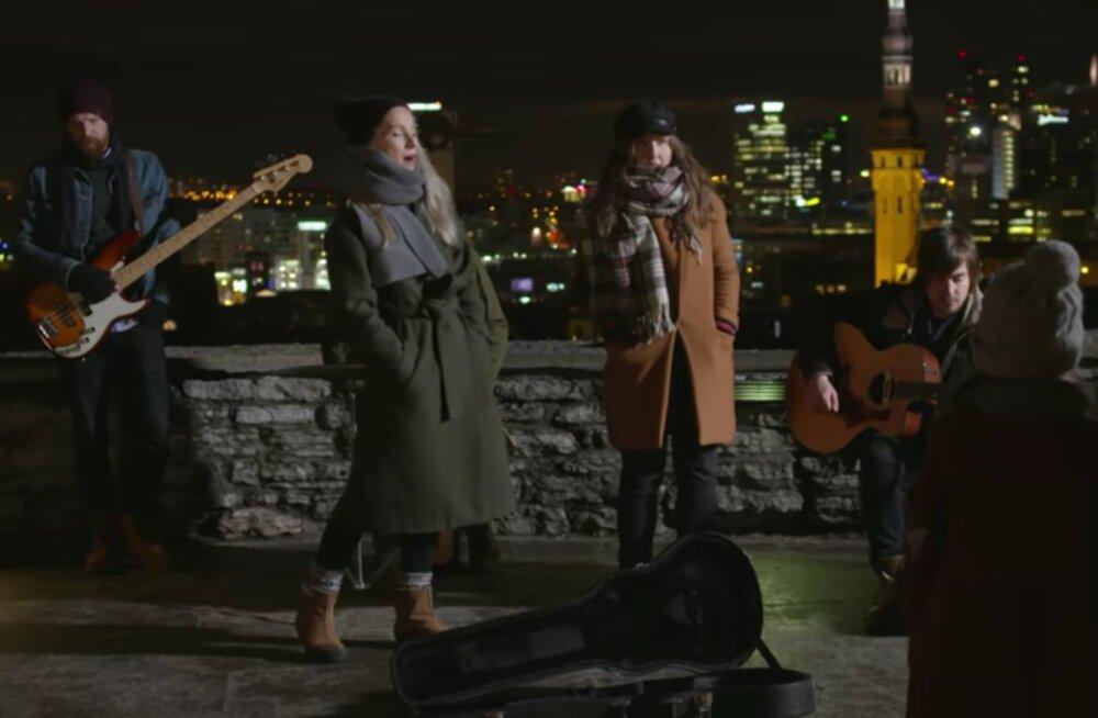 """VIDEOD: Koge taas """"Jõuluimet""""! Kõik ETV kaunis uues saates pühadepisikut süstinud uued jõululood on uuesti Sinu ees"""