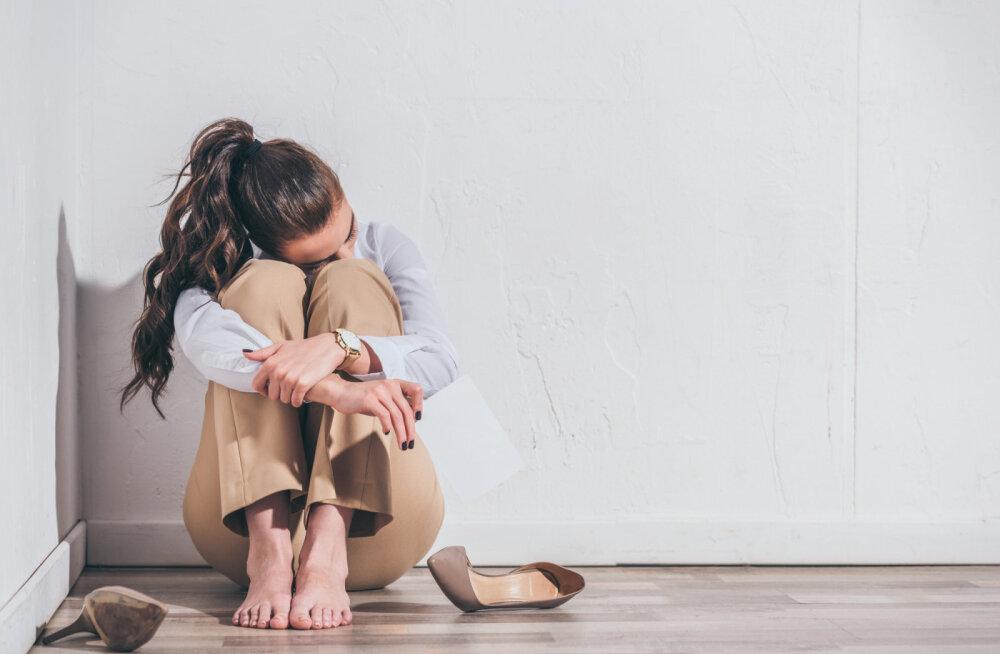 Ärevdepressiivne ühiskond ehk hingehädade epideemia