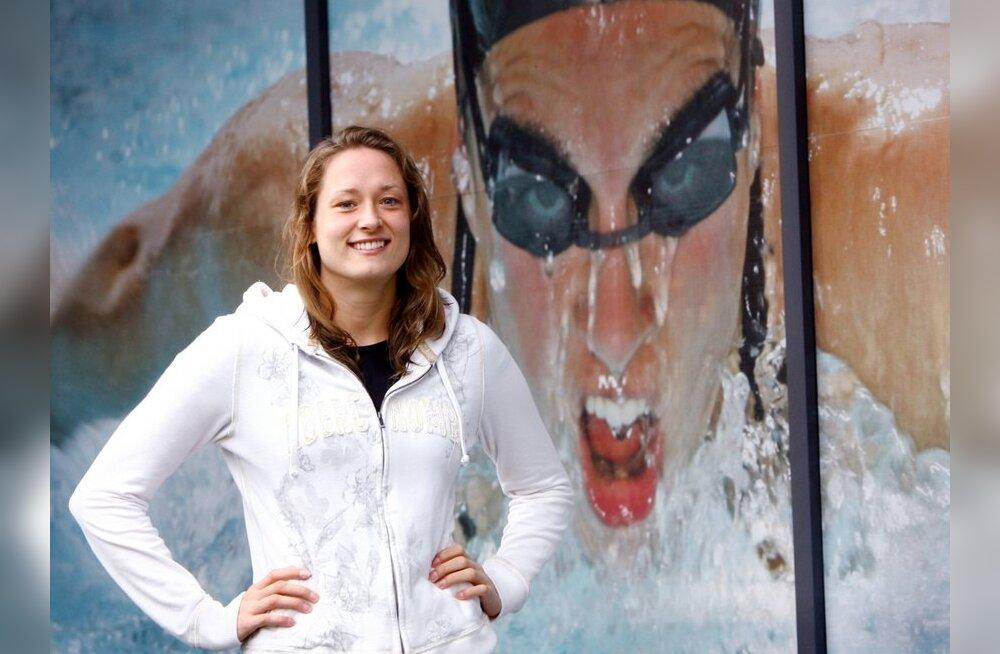 Triin Aljand ning Jane Trepp ujusid MMil poolfinaali