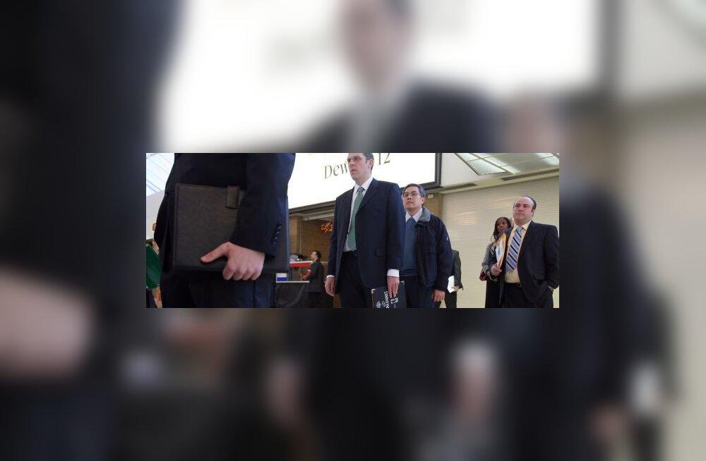 Tööpakkujad kasutavad kandideerijaid nahaalselt ära