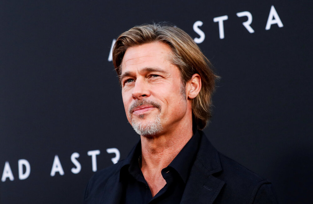 Brad Pitt: joomine aitas mul abielust põgeneda