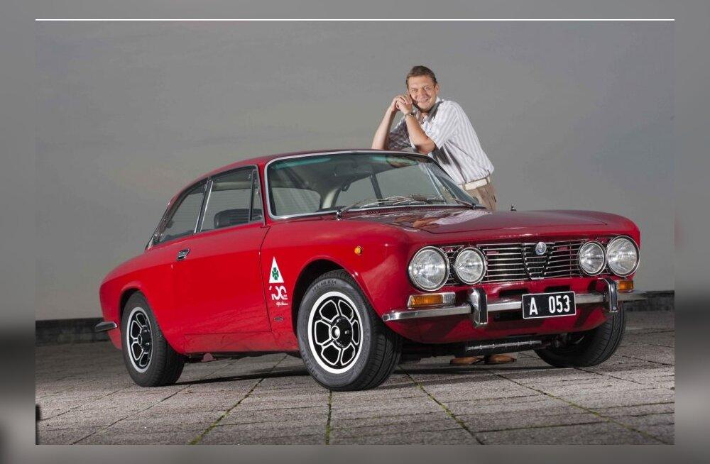 Alfa Romeo 2000 Gran Turismo Veloce