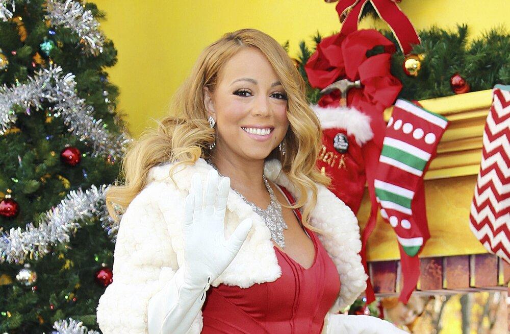 Mariah Carey teab igavese nooruse saladust!