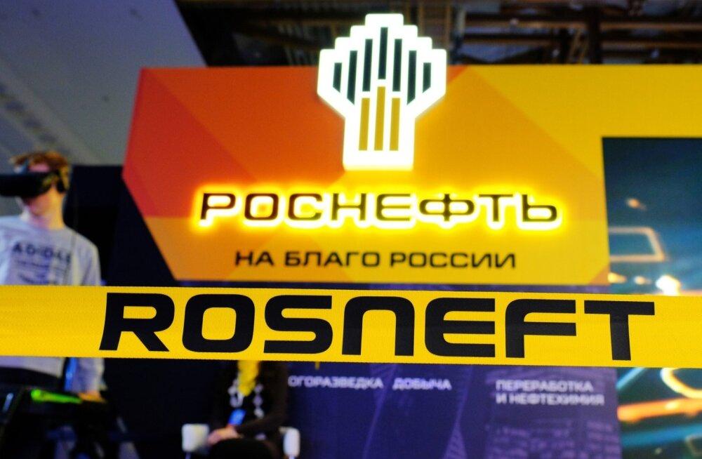 Rosneft.