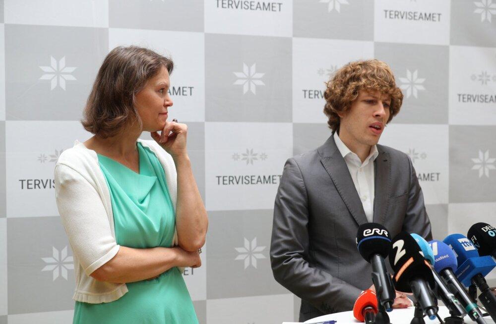BLOGI | Merike Jürilo: ma ei tea, miks ma lahkuma pean. Tanel Kiik: olen meelega ebakonkreetne