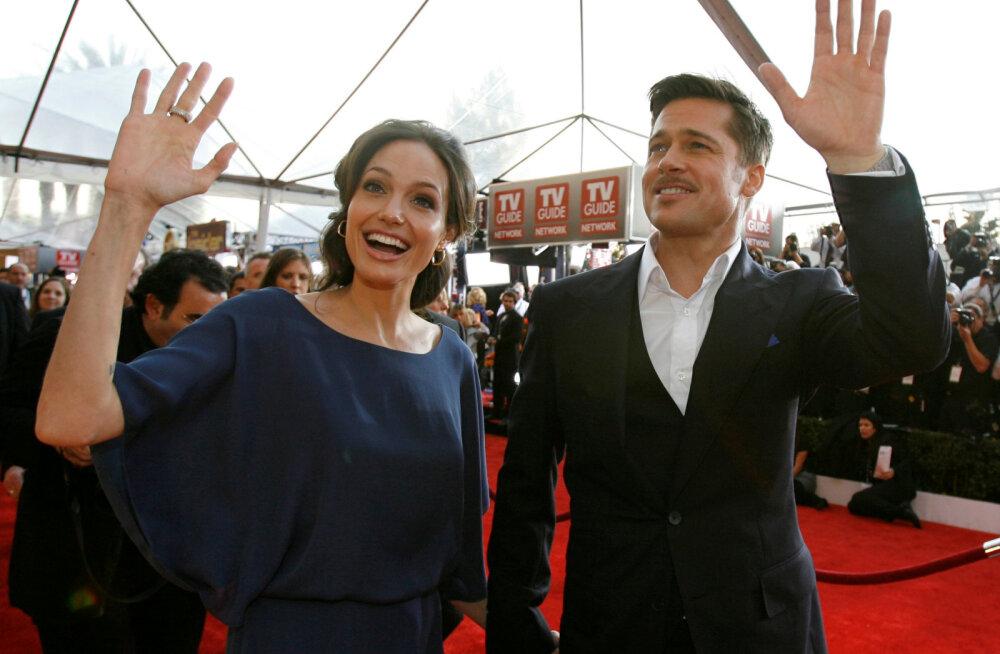 Kõik siiski laabub! Angelina Jolie andis Brad Pittile võimaluse suvel lastega võimalikult palju koos olla