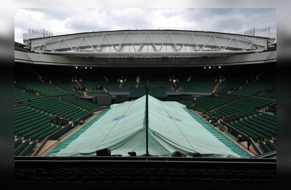 Wimbledon 2013, viimane treeningpäev