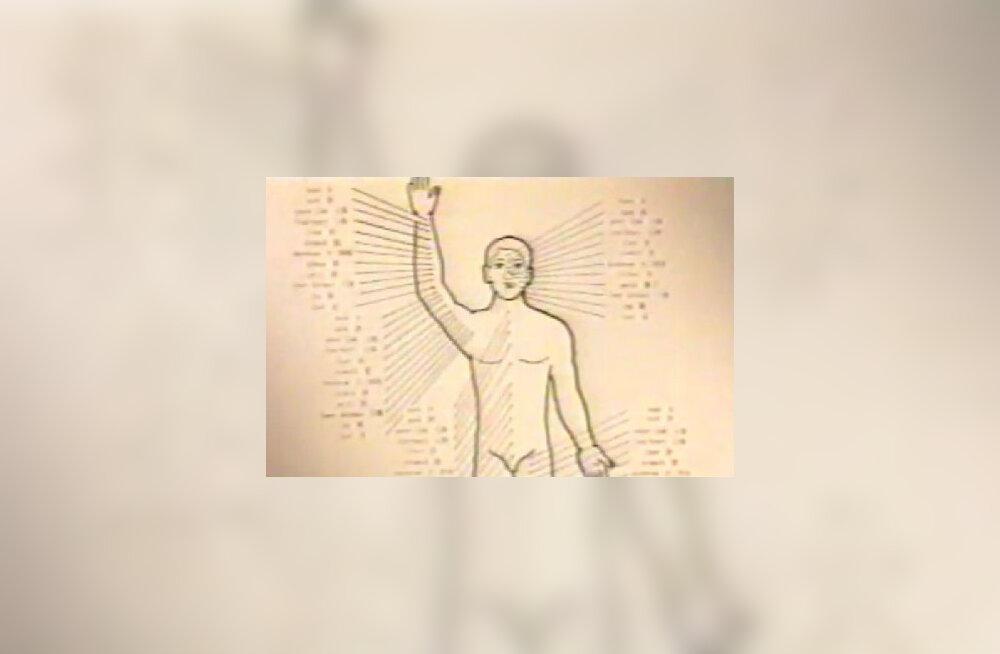 Akupunktuuri punktid